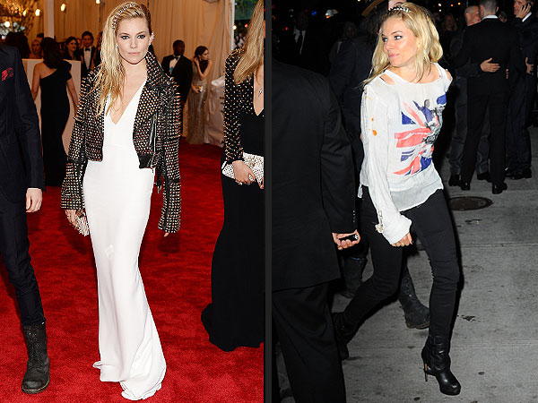 Sienna Miller Met Gala afterparty