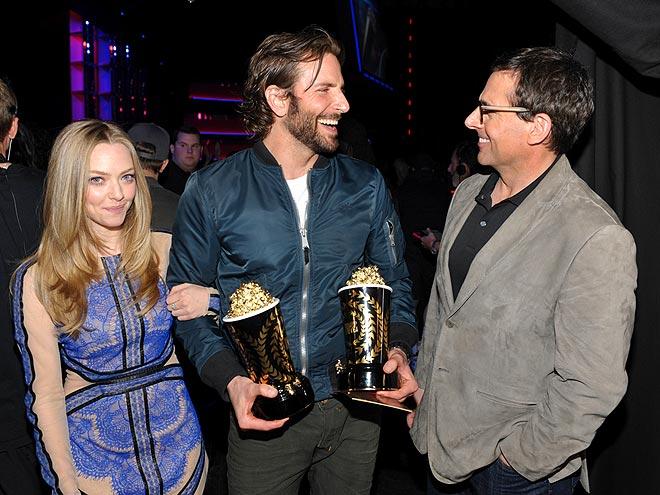 PARTY OF THREE photo | Amanda Seyfried, Bradley Cooper