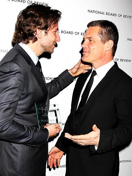 GUY TALK photo | Bradley Cooper, Josh Brolin