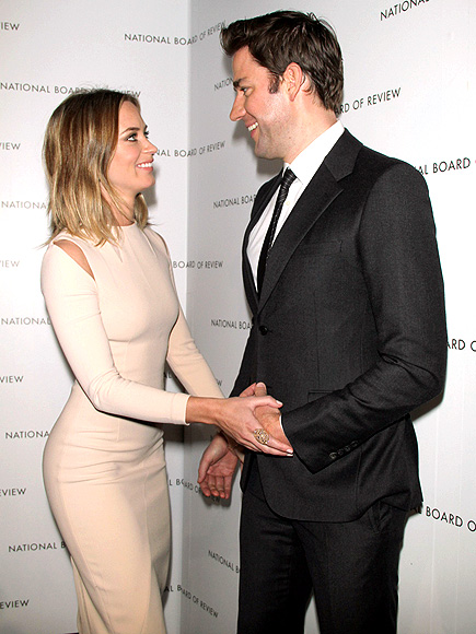 LOOK OF LOVE photo | Emily Blunt, John Krasinski