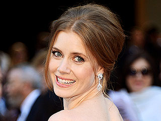 Gorgeous Oscars Hair From All Angles | Amy Adams