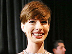 What You Didn't See at the Oscars | Anne Hathaway