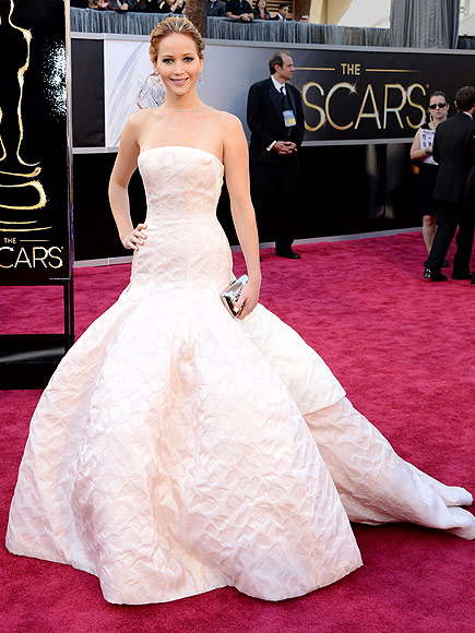 Oscars: The Best Dressed List