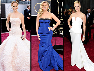 Make Your Own Best Dressed List! | Charlize Theron, Jennifer Lawrence, Reese Witherspoon