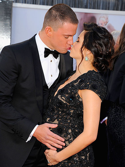 PREGNANT PAUSE photo | Channing Tatum, Jenna Dewan