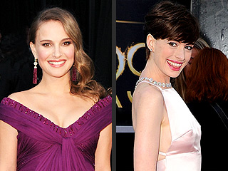 Whoops! The 5 Most Infamous Oscar Dress Mishaps | Anne Hathaway
