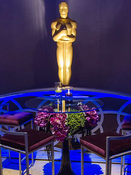All the Perks of an Oscars VIP