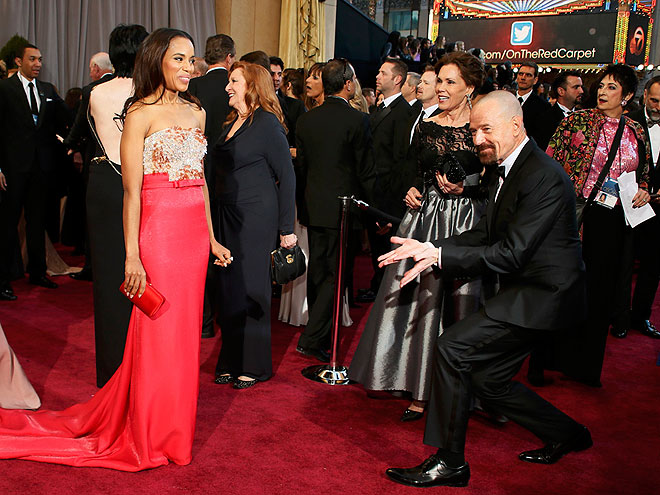 FIRST & FOREMOST photo | Bryan Cranston, Kerry Washington
