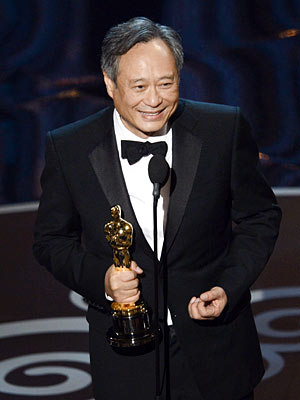 Life of Pi Academy Awards 2013: Ang Lee Wins Best Director