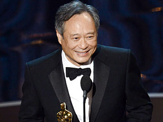 Where Ang Lee Will Keep His Oscar | Ang Lee