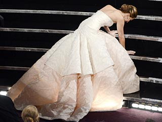 Jennifer Lawrence: The 'F' Word Was All I Could Think When I Fell at the Oscars | Jennifer Lawrence