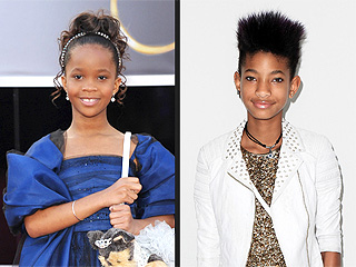 Quvenzhan&#233; Wallis Will Be Singing in Annie Remake | Quvenzhane Wallis, Willow Smith