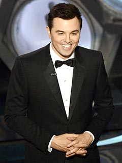 REVIEW: Don't Credit Seth MacFarlane for Oscar's Best Moments | Seth MacFarlane