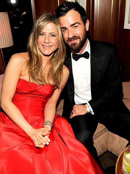 GETTING CORNERED photo | Jennifer Aniston, Justin Theroux