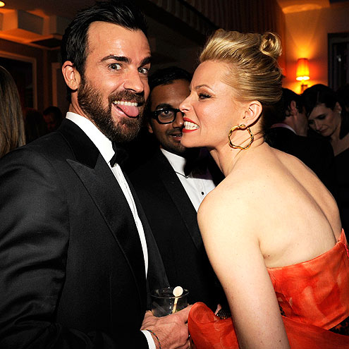 CLOSE ENCOUNTER photo | Elizabeth Banks, Justin Theroux