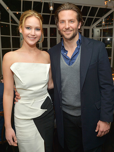 POWER COUPLE photo | Bradley Cooper, Jennifer Lawrence