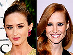 Buffed & Bronzed: How Stars Get Oscars Ready | Emily Blunt