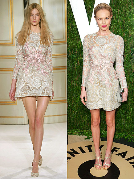 KATE IN GIAMBATTISTA VALLI  photo | Kate Bosworth