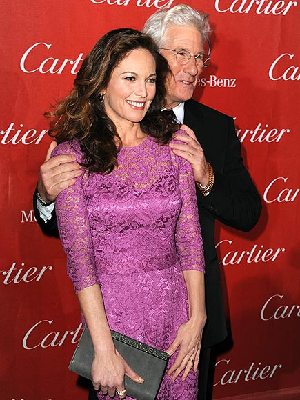 GOT YOUR BACK photo | Diane Lane, Richard Gere