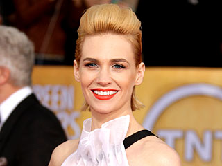 SAG Hairstyles from Every Angle | January Jones