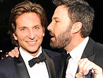 What Really Happened Inside the SAG Awards | Ben Affleck, Bradley Cooper