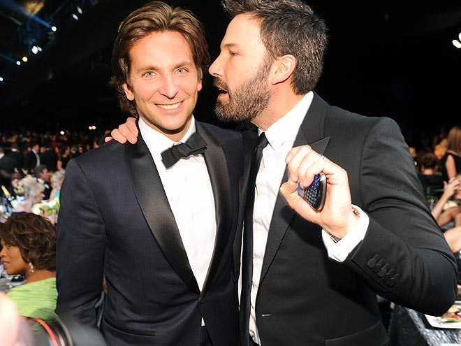 CARELESS WHISPERS photo | Ben Affleck, Bradley Cooper