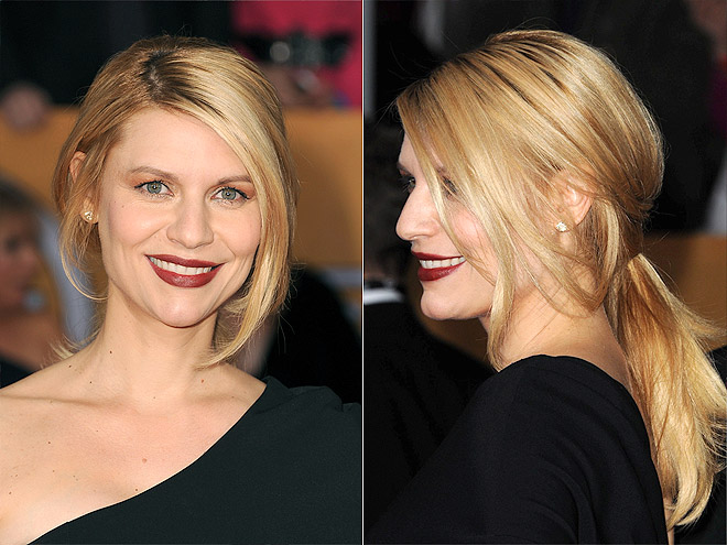 CLAIRE'S CHIC HAIR & MAKEUP COMBO photo | Claire Danes