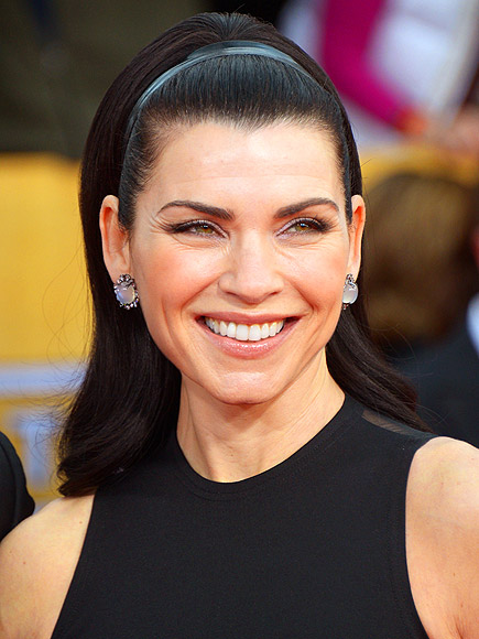 JULIANNA&#39;S RETRO &#39;DO photo | Julianna Margulies