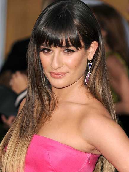LEA'S DRAMATIC OMBRÉ HAIR
