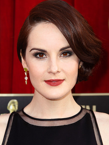 MICHELLE&#39;S SEXY SMOKY EYE  photo | Michelle Dockery