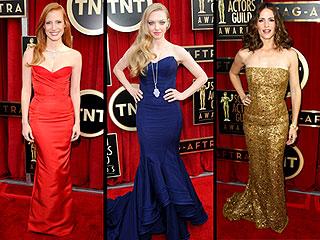 Make Your Own Best Dressed List! | Amanda Seyfried, Jennifer Garner, Jessica Chastain