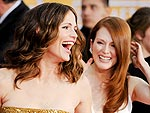 SAG 2013 Red Carpet: Where the Party's At! | Jennifer Garner, Julianne Moore