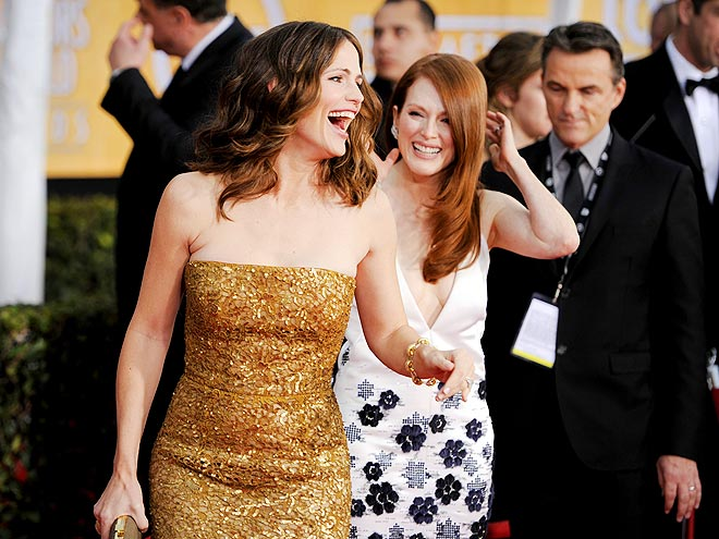 SAG 2013 Red Carpet: Where the Party's At!