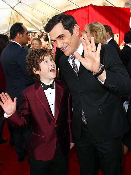 FAMILY MATTERS photo | Ty Burrell