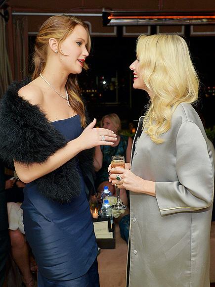 TALK THAT TALK photo | Jennifer Lawrence, Naomi Watts