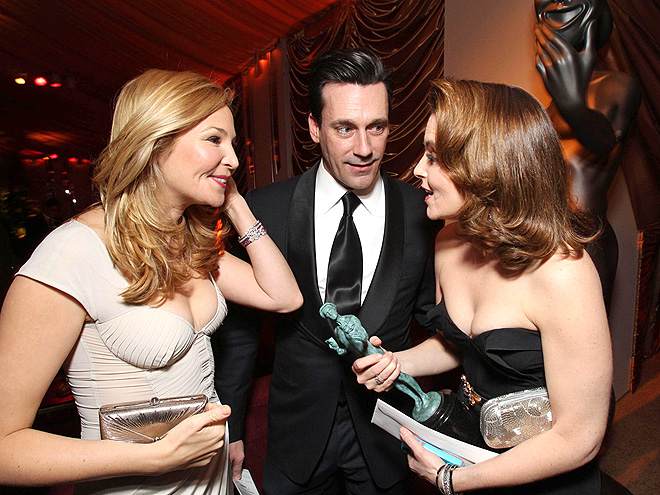 CHAT'S ALL, FOLKS! photo | Jennifer Westfeldt, Jon Hamm, Tina Fey