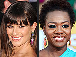 7 Style Trends Spotted on the 2013 Red Carpet | Lea Michele, Morena Baccarin, Viola Davis