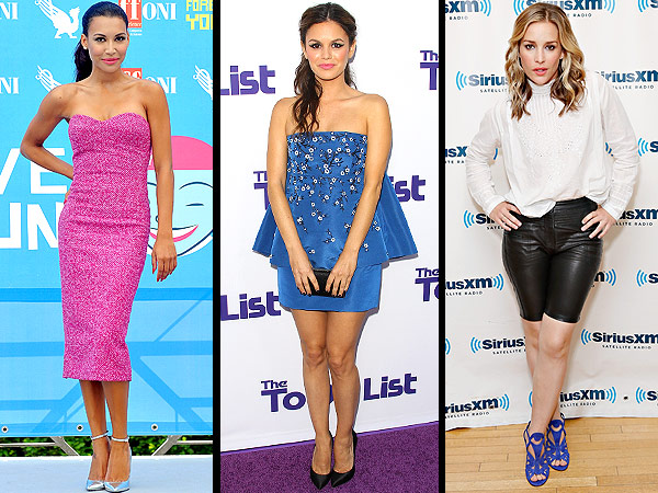 Red Carpet Trend Report: Two Pieces You Already Own & One No One Should Wear | Naya Rivera, Piper Perabo, Rachel Bilson