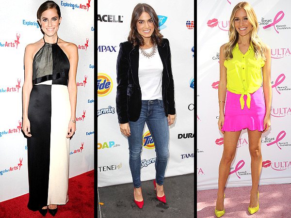 Red Carpet Trend Report: Further Proof That It's Time to Retire the Neon | Allison Williams