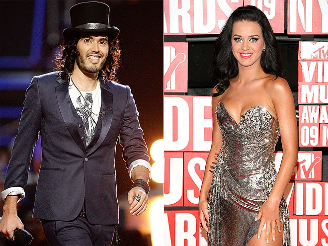KATY PERRY & RUSSELL BRAND photo | Katy Perry, Russell Brand
