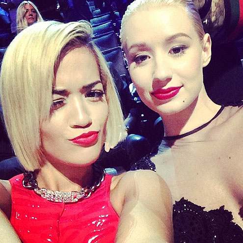 RITA & IGGY photo | Rita Ora