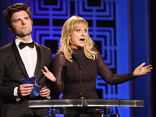 Stars Honor 2013's Best in Show | Adam Scott, Amy Poehler