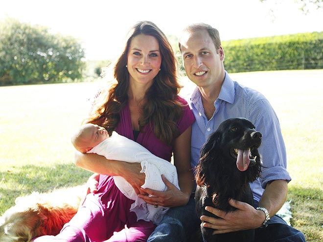 GRANDPA KNOWS BEST photo | Kate Middleton, Prince William