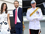 Prince George's Christening: Meet the Players | James Middleton, Pippa Middleton, Prince Harry