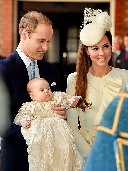 THE PARENTS & CHILD photo | Kate Middleton, Prince William