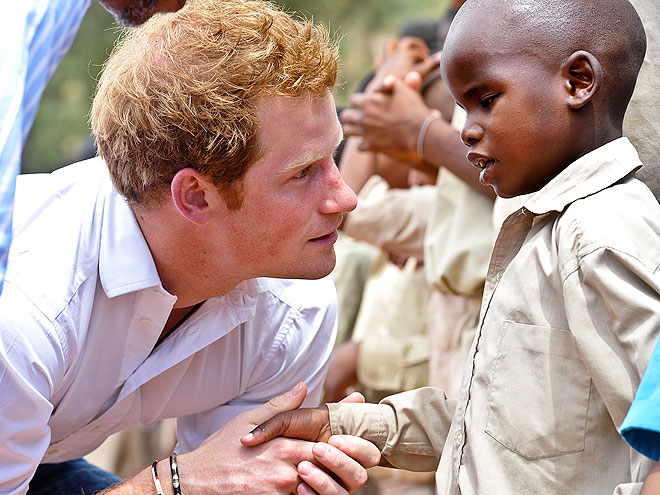 HEAR AND NOW photo | Prince Harry