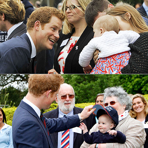 OH, BABY! photo | Prince Harry