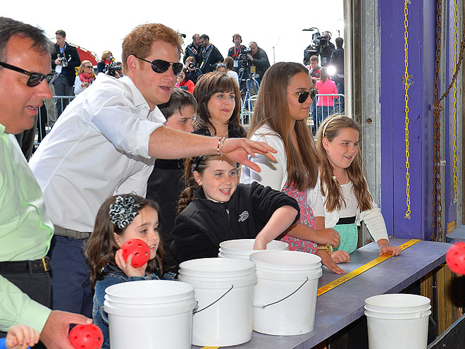 PITCH PERFECT photo | Prince Harry