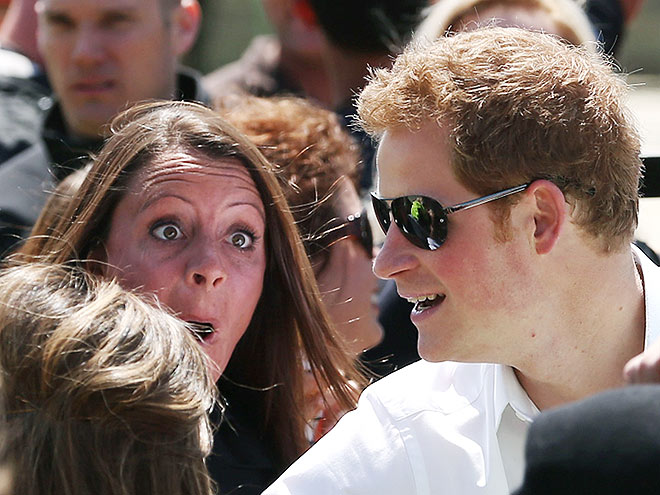 A SHORE THING photo | Prince Harry