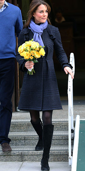 ROYAL BLUE photo | Kate Middleton